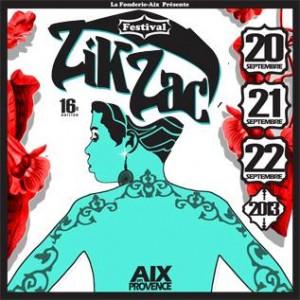 Zik Zac Festival 13