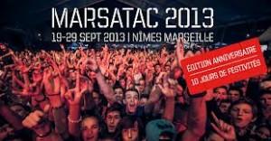 #15 Marsatac 13